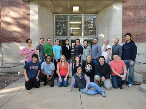 Our Lab! Fall 2013